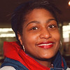 1/24/97 Erica Bailey M&Q - James Neiss Photo - Q: have you taken advantage of the lack of sales tax and would like to see it become permanent? A: No I haven't taken advantage of the lack of sales tax but I work in retail and see a lot of other people doing it. I can't really see it becomming perminant because the tax money has to come from somewhere.<br /> Erica Bailey of Niagara Falls