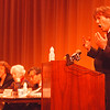 4/10/97 Geoffrey Fieger - James Neiss Photo - Dr. Jack Kevorkian 's lead attorney speaks to students at NCCC. Niagara County Community College.