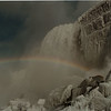 98/03/11 Falls Rainbow 2 - James Neiss Photo - Rainbow seen from Cave of the Winds Decking.