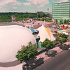 7/22/97--SUMMER FAIR/Photo COMPOSIT--DAN CAPPELLAZZO PHOTO--A COMPOSIT Photo OF THE WEST MALL/ELECTRIC CIRCUS AREA THAT WILL HOST THE SUMMER FAIR.<br /> <br /> 1A