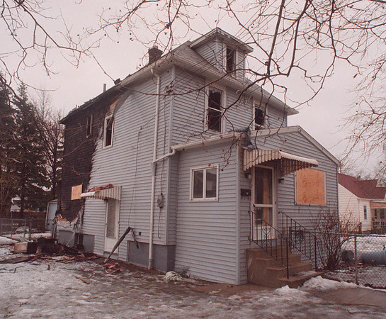 2/5/97 House Fire - James Neiss Photo - 2311 24th Street