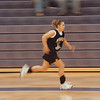 98/11/10 Cheryl Klick - Vino Wong Photo - Cheryl Klick of Niagara University womenÕs basketball team member sprints during workout Tuesday.