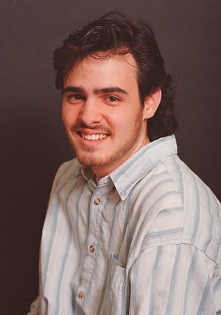 6/11/97-- Bill Majuk-- mug shot