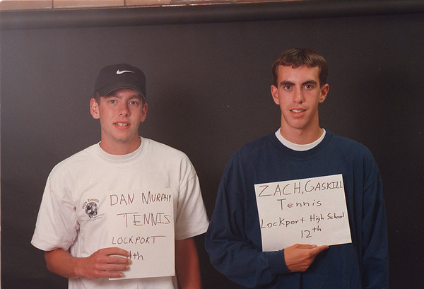 6/19/97 D. Murphy & Z. Gaskill - James Neiss Photo - Dan Murphy and Zach Gaskill.
