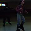 1/17/98 Skateland ENT.-Rachel Naber Photo-Rachael Frankino (right)spends her saturday off from school at Skateland celebrating her birthday.