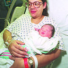 1/1/97 New Years Baby - James Neiss Photo - Rochelle Jenkins of Lo9ckport gave birth to Nathan Shermann Payne at 9:10 AM.