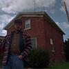 98/04/20--brick building -- DAN CAPPELLAZZO PHOTO-- See Mike Wertman for caption info. <br /> <br /> Medina, color