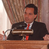 "5/2/97 Dennis C. Vacco 2 - James Neiss Photo - Attorney General Dennis C. Vacco speaks to a"" Law Day"" Audience durring a lunceon hosted by the Niagara Falls Bar Association at the Niagara Falls Country Club in Lewiston."
