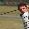 5/21/97-- Nick Morreale --Takaaki Iwabu photo-- Nick Morreale, golfer at Lew-Port HS, athlete of the week. <br /> <br /> sports, Thursday, color