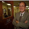 98/11/02 Carl Riegel - James Neiss Photo - Carl Riegel, Director of Institute of Travel, Hotel and Restaurant Administration at Niagara University.