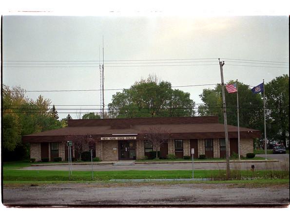 97/10/09 Police Barracks - James Neiss Photo - The Lewiston State Police Barracks.