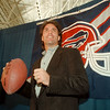 97/01/20 Doug Flutie 2 - James Neiss Photo - Doug Flutie is the new Buffalo Bills Quarter Back.