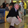 98/01/20--LKPT COACH--DAN CAPPELLAZZO PHOTO--THE LOCKPORT COACH BARKS OUT HELP TO HIS TEAM AT LPKT HIGH.<br /> <br /> SUNDAY SPORTS FOLDER