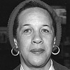 2/27/96 Myrta Satterfield M&Q - James Neiss Photo - I would say its a balaced ecconomy. The national Ecconomy is in distress. Povert's increasing & there are homless and Hungry in one of the most effluent nations in the world. Myrta Satterfield of NF   284-5566