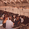 9/17/97--NU HOCKEY--DAN CAPPELLAZZO PHOTO--A PACKED HOUSE WATCHES THE SABRES SCRUBS TAKE ON THE TORONTO MAPLE LEAF SCRUBS AT THE NU ICE PAVILLION.<br /> <br /> SP
