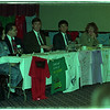 4/21/97 Date Rape - James Neiss Photo - Acquaintance Rape: A Multidisciplinary Approach at the Grand Island Holliday Inn sponsored by the Niagara County Family Violence Coalition. L-R are: Allison S. Paull,CSW Crisis Services, Dr. Andrew Pacos, Associate Director of Millard Filmore Gates Hospital Emergency Dpt, Lt. David Mann, Buffalo PD Sex Offense Squad, Robert J. Zucco, Ast. District Attorney and Darcie Saraf, CSW Niagara Rape Crisis Coordinator. See Program for more info.