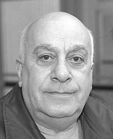 2/21/96 Joseph Bishara M&Q - James Neiss PHoto - He's out of this world! He's an extreamist and thinks we can get by without trading with the rest of the world. He's weird.<br /> Joseph Bishara of Lewiston   754-8305
