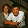 98/12/07 Duy Nguyen *Dennis Stierer Photo <br /> Garda O'Keefe, Guidance Counselor; and Duy Nguyen.