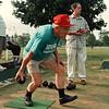 7/17/97- lawn golfer--Takaaki Iwabu photo--