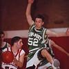 99/1/5 Lewport Basket - Lewport #52 tries to block Niagara WheatfieldÕs #23 during the second half of the game at Niagara Wheatfield High Tuesday.