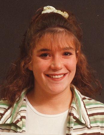 6/18/97--Denise Russell, LaSalle, 12, softball