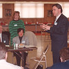3/10/97 Juvenile Justice Board - James Neiss Photo - William D. Berard lll, Esq., Assistant School District Attorney, Speaks durring the Juvenile Justice Board Steering Committee- Organizational Meeting.
