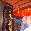 2/11/97 Casino Niagara 2 - James Neiss Photo - Stewart and Karen Kehl of Hamilton, Ontario look over the Casino Niagara Floor directory inside the 3rd floor Lobby.
