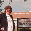 5/21/97 Patricia Menkiena - James Neiss Photo - New Principal of Niagara Catholic High School.