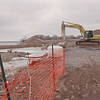 3/20/97 102 St Land Fill - James Neiss Photo - Work on hold at the 102 st Landfill.<br /> <br /> Environment, Toxic, Love, Dump
