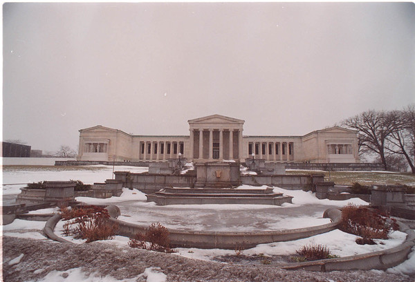 2/5/97 Albright Knox Art 4 - James Neiss Photo -