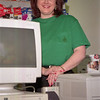 98/04/23 Niagara BUSI YEAR -Rachel Naber Photo-Jackie Cague, owner of Niagara Computer was named business of the year by the Lockport Chamber of Commerce.