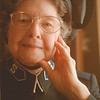 97/11/16-- Mary Favorite --Takaaki Iwabu photo-- A 85-year-old woman Mary Favorite started to work for Salvation Army in Pennsylvania when she was 16. (She's still doing it here in Falls..... Bill's feature story on her) <br /> <br /> Monday, color, 1a