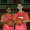 98/12/01 Medina G-Captains  *Dennis Stierer Photo<br /> Helen King and Brooke Callara