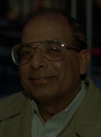 98/01/23--head shots1-- Ansar Ahmed, Batavia, NY (originally from Pakistan)