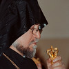 97/11/01--HIS HOLINESS--DAN CAPPELLAZZO PHOTO--HIS HOLINESS ARAM I CATHOLICOS OF THE GREAT HOUSE OF CILICIA PRAYS AT ST. HAGOP ARMENIAN APOSTOLIC CHURCH, 322 9TH ST.<br /> <br /> 1A