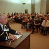 98/01/20--PUBLIC HEARING SMOKING--DAN CAPPELLAZZO PHOTO--DR. MITCHELL ZAVON, LEWISTON, BOARD OF HEALTH MEMBER SPEAKS TO THE N.C. LEG. AND N.C. CITIZENS AT A PUBLIC HEARING AT N.C. COURT HOUSE. ZAVON SPOKE OF THE DANGERS OF 2ND HAND SMOKE AND SUPPORTS THE BAN.<br /> <br /> 1A