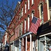 98/12/01 Medina -2   *Dennis Stierer Photo<br /> Downtown Medina, NY