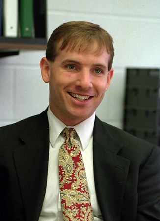 98/11/02 Financial Director *Dennis Stierer Photo -<br /> The Medina School Board has appointed Stephen Lunden to the position of Director of Financial Services and he began his duties as of Nov. 2nd.