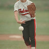 98/05/08-- softball 5--Takaaki Iwabu photo--- for future use, athlete of the week, Susan Sadley, NW Falcons pitcher.