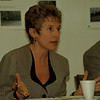 98/11/7--LCARA SP. SESSION--DAN CAPPELLAZZO PHOTO--LCARA TREASURER GAY MOLNAR TRIES TO MAKE SENSE OF THE SENSLESS GOINGS ON AT THE BELEAGERED ORGANIZATION.<br /> <br /> LOCAL