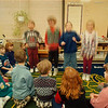 2/4/97 Errick Rd School Hops - James Neiss Photo - Children form the Erick Road Elementary School hop for the Variety Club Telethon for Childrens Hospital. Jumpers are L-R: 2nd graders Joey Wait 8, Allison Scrivo 7, Ryan Altieri 8 and Sarah Mess 7.