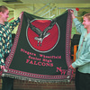 97/11/03--NW BLANKET--DAN CAPPELLAZZO PHOTO--NW STUDENT BLANKET SEE ATTACHED SHEET.<br /> <br /> ECHO/MIRROR