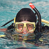 7/16/97 Charles Porter - James Neiss Photo - 70 yr old scuba diver.