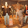 97/10/03-- haunted house--Takaaki Iwabu photo-- Chris Gordon, right, is organizing Haunted House for The Salvation Army. The House will open from October 13th at Summit Park Mall. <br /> <br /> tmc photo