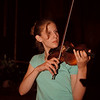 98/05/20- student showcase2--Takaaki Iwabu photo-- Eileen Reiger of Lewiston (she attends Nichols) plays a piece by Mozart.
