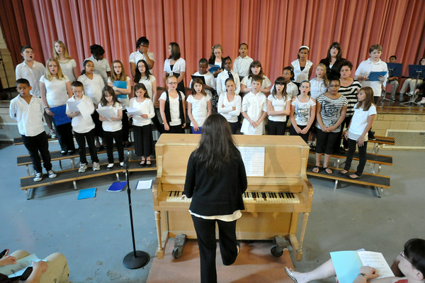 110607 School concert