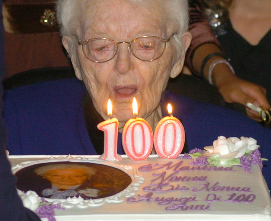 100927 100th birthday