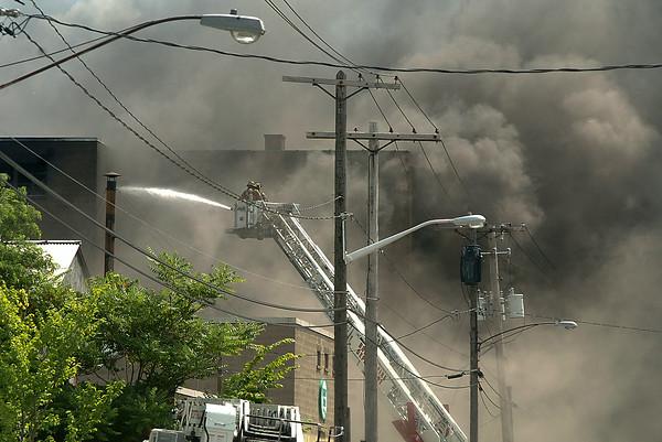 110713 Buffalo fire