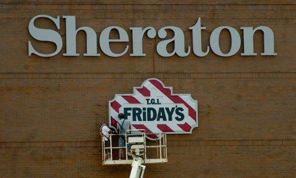 110621 Friday's sign/sunday