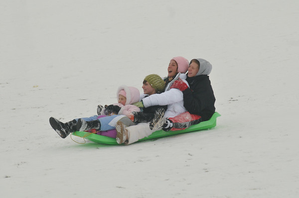 101222 Sledding - Picture Page